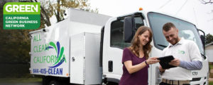 All Clean California offering green junk removal and hauling services